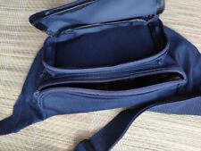 Quadra men's blue belt bag