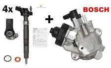 4 x Einspritzdüse Injektor + Pumpe VW T5 AMAROK 2,0 TDI 03L130277C 03L130755J