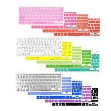 "Arabic / English  Silicone Keyboard Cover for Macbook Pro 13"" 15"" 17"""