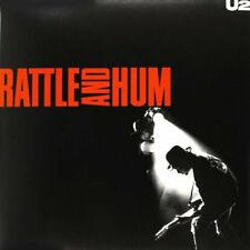 Sonajero y el zumbido U2 vinyl record