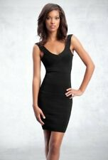 GUESS by Marciano Kimberly V-Neck Bandage Sweater Dress