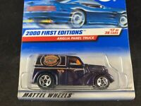 Hot Wheels 2000 FIRST EDITIONS 'ANGLIA PANEL TRUCK BRAND NEW Super RARE 1:64