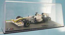 Formula 1 BROWN GP 01 1/43 - 2009 Jenson Button die cast metal model F1
