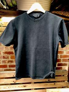 Men's Prada T Shirt. Size M, Black, Made In Italy