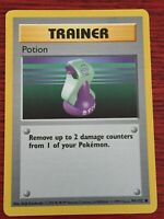 Pokemon Card Base Set Shadowless Potion 94/102 FREE SHIPPING!