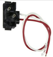 TRUCK-LITE 94992 STOP/TURN PLUG, 16 GAUGE GPT WIRE, RIGHT ANGLE PL-2, STRIPPED