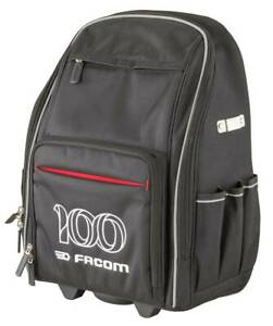 Facom  Backpack / Tool Bag On Wheels Trolley Limited 100 Year Edition!