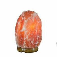 100% Authentic Crystal Himalayan Salt Lamp  30-40 lbs - NEW Product of Pakistan!