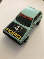 Scalextric Ford Fiesta Ref: 4057 Made In Spain. Exin