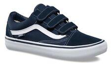 86f68c11f2 VANS Old Skool V Pro Navy Blue White Skateboarding SNEAKERS VN0A38D1NUT Size  13