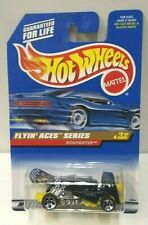 1997 Hot Wheels Flyin' Aces Series Dogfighter 5 Spoke 738