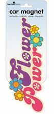 Car Magnet FLOWER POWER - Paper House Productions - NEW