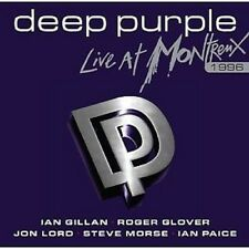 Deep Purple Live At Montreux 1996 CD NEW SEALED