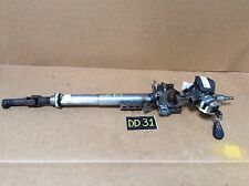 06 07 Subaru Tribeca Steering Column Shaft Rack Joint Linkage W/ Key OEM DD31 S