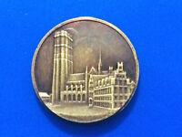 """#1595# Belgique: Jolie médaille """"STAD MECHELEN"""""""