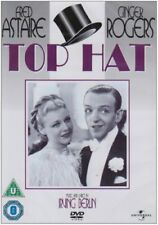 Fred Astaire Ginger Rogers DVD COLLECTION (TOP HAT + TWO MORE  - UK PAL R2 (NEW)