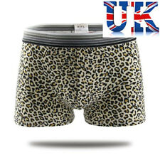 """Men's Sexy Leopard Print Boxers **To Fit 32""""- 40""""**UK Seller**"""