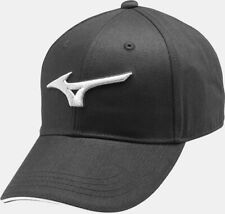 Mizuno RB Cotton Twill Cap - Black -