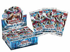 6 x Booster Packs Yugioh Card Judgment of the Light Genuine Sealed English JOTL