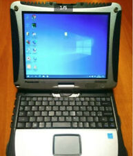 Panasonic Toughbook CF-19 MK8 (240Gb SSD, Intel Core i5 2.7GHz, 4GB Win10pro)