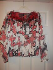 GARCIA JEANS GYPSY BOHO TOP XS NEW WITH TAGS RRP £49.99