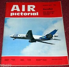 Air Pictorial 1973 March Aeroflot,Rhodesia,BAC,Dyott