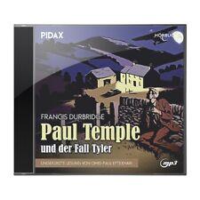 Francis Durbridge Paul Temple und der Fall Tyler * CD Hörbuchfassung Krimi Pidax