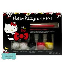 OPI Hello Kitty Nail Art Tool 5 PK Mini Polish B553