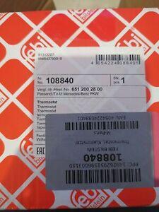 Febi 108840 thermostat Mercedes e220 w212 w207 c207 a207