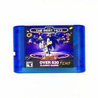 Super Best Classic Games In Video Game Cartridge Console For Se ga  Mega