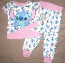 pyjama coton neuf etiqueté disney store stitch taille 9-10 ans