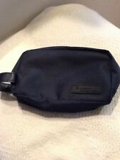 Lufthansa Business Class Amenity Purse Backpack Bag Pouch empty