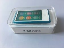 Apple iPod nano 7th Gen Blue (16GB) New