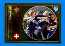 FIFA 365 2016-17 Panini 2017 Figurina-Sticker n. 220 - GOAL BASEL -New
