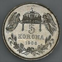 Austria - Hungary 5 Korona - 1900