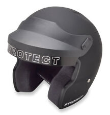 Pyrotect ProAirflow Open Face SA2010, XSmall Flat Black