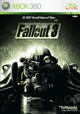 Fallout 3 (Xbox 360) estrategia: combate altamente calificado excelentes precios de vendedor de eBay
