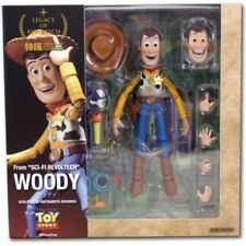 Legacy of Revoltech Toy Story Woody Figure