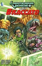 LANTERNA VERDE PRESENTA: BRACCATO N.1 LION COMICS