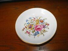 China Small Dish Avon 1982 Happy Holidays England Royal Worcester