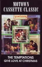 The Temptations Give Love At Christmas 8 song 1980 CASSETTE TAPE NEW!