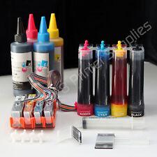 CISS & Extra set Ink HP920 920XL 920 XL for HP Officejet 6500 wireless 6000