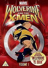 Wolverine And The X-Men Vol.1 (DVD, 2009)D0367