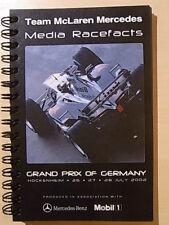 Formel 1 Guides - Team McLaren Mercedes - 5 Stück