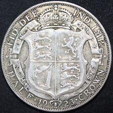 1923 | George V Half-Crown | Silver | Coins | KM Coins