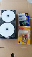 LOT DE 28 DISQUES DVD-RW REINSCRIPTIBLE 4.7 GO