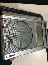 VINTAGE RADIO GRUNDIG  3 BANDS  MW(-AM)-LW-FM 1950s-1970S VERY RARE