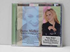 Bette Midler Sings The Rosemary Clooney Songbook (cd,Columbia) M sealed