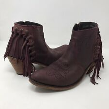 Pointed Toe LB-711246R Liberty Women/'s Parris Copre Western Booties