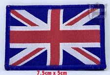 #343 VELCRO UNION JACK GREAT BRITAIN FLAG UK Seller Free Postage